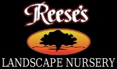 Reese's landscaping and nursery logo